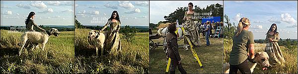 """. Découvrez des photos de notre belle Adelaide pour l'épisode 4x04 """"Playing With Fire"""" de Reign! ."""