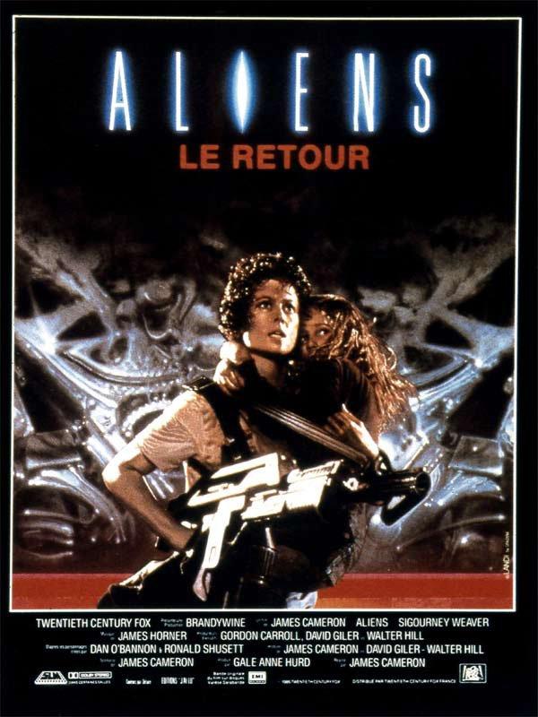 Alien:Le retour