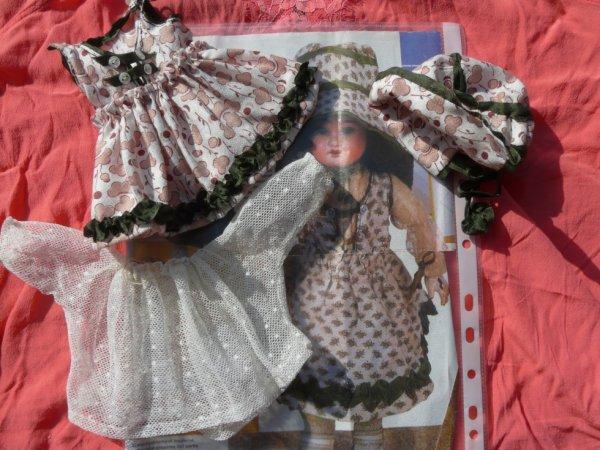 robe Bleuette
