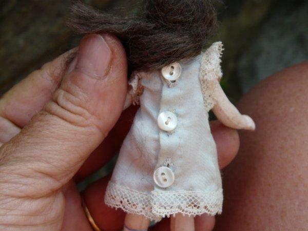 robe en soie 5 cm
