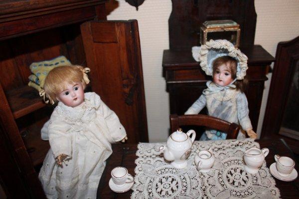 poupées ancienne