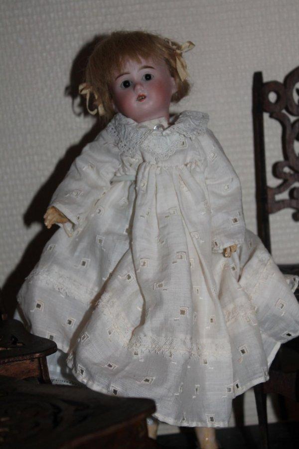 poupée ancienne antique doll