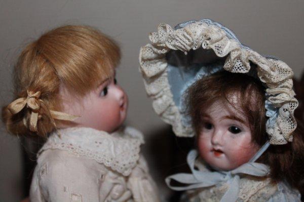 poupée ancienne APRES