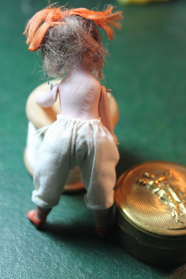 poupée mignonnette 1920