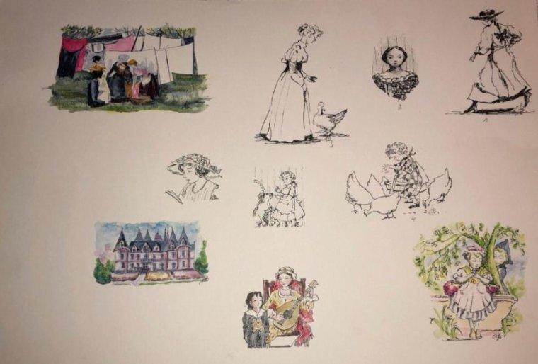 mes petits dessins