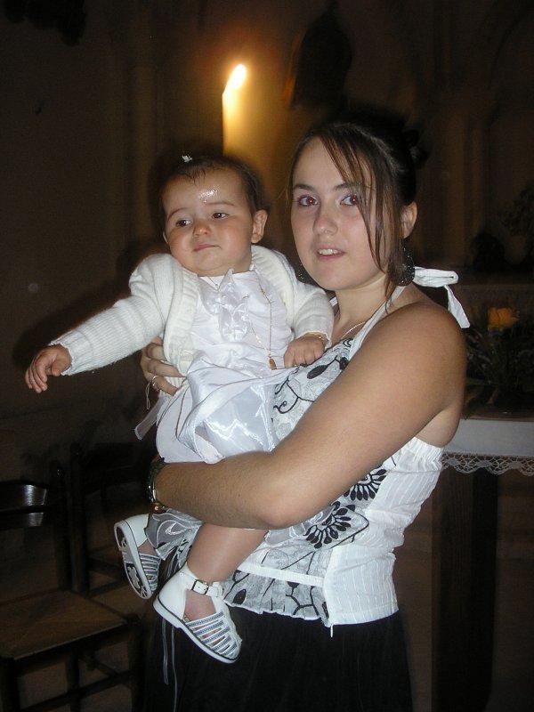 Moi et ma princesse !!! :)