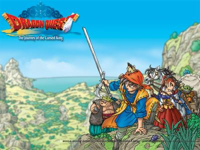 dragon quest : l'odyssee du roi maudit (dq8) - ====>mehtrix
