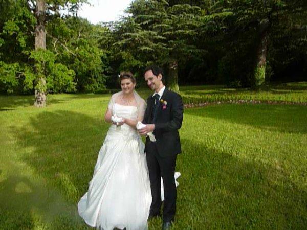 lacher pour mariage