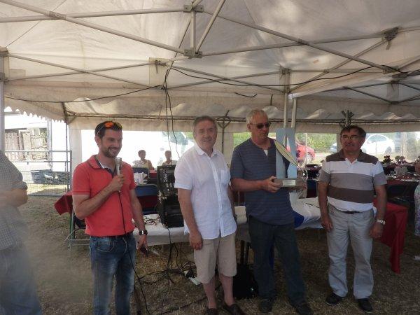 CHAMPIONAT DE FRANCE 13 IEME REGION 1ER