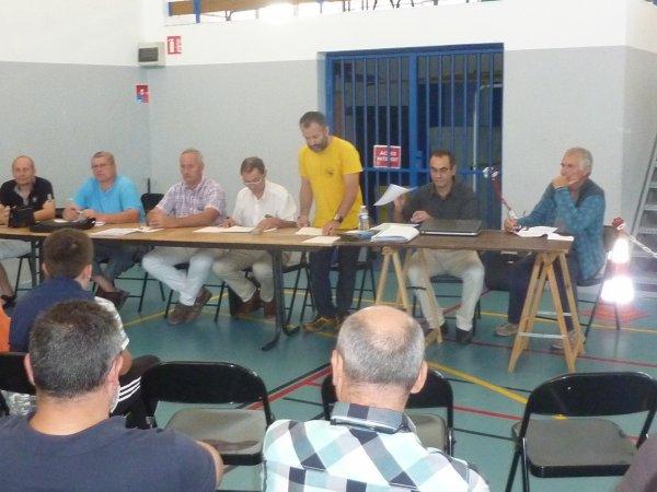 REUNION DU CLUB DE FOND ///  MCGC