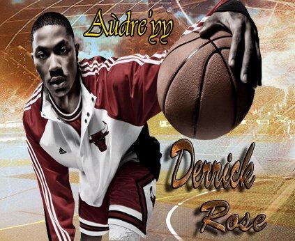 Visuel Derrick Rose