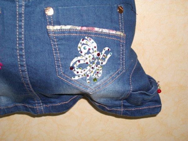 "Sac en Jeans "" JULIA """