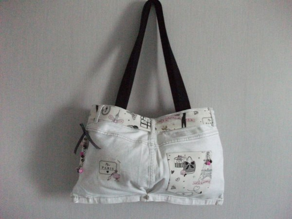 Sac en Jeans Paris