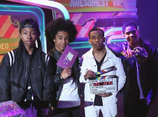 "Mindless Behavior ""Big Time Dream"""