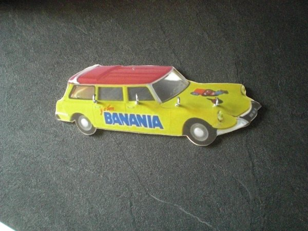 DS BANANIA