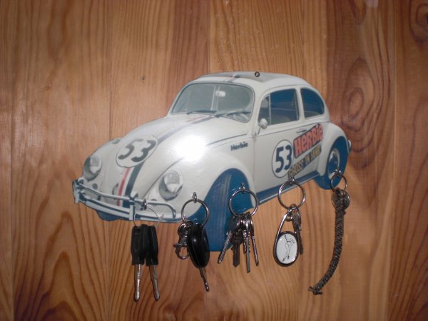 VW COX COCCINELLE HERBIE