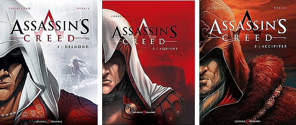 BD Assassin's Creed
