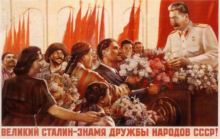 Les Mensonges sur le Camarade Staline