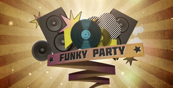 funky party feat koriace (2012)