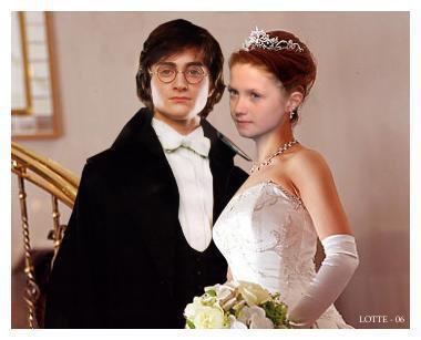 Draco et hermione adulte fan art