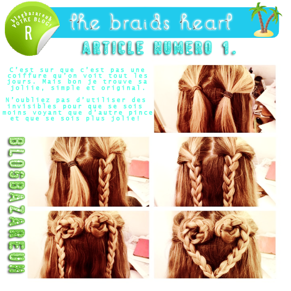 THE BRAIDS HEART.