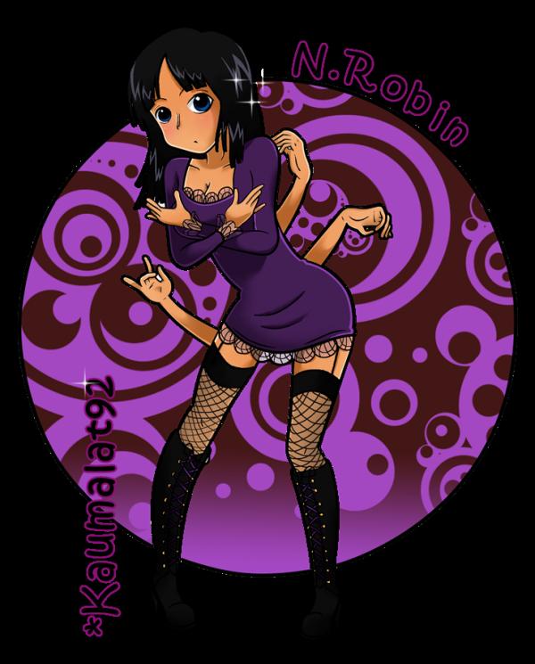 Nico Robin <3
