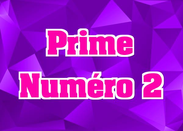 Prime N°2