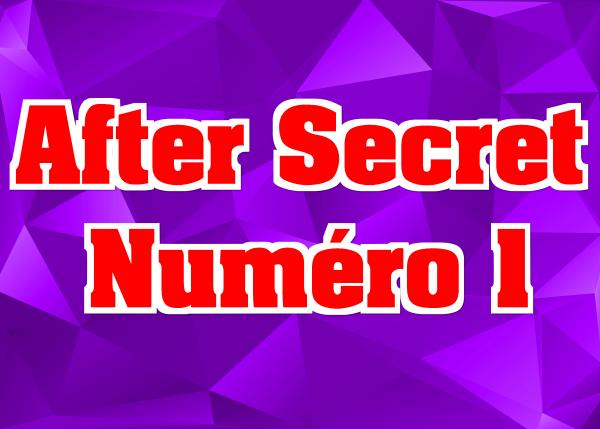 After Secret N°1
