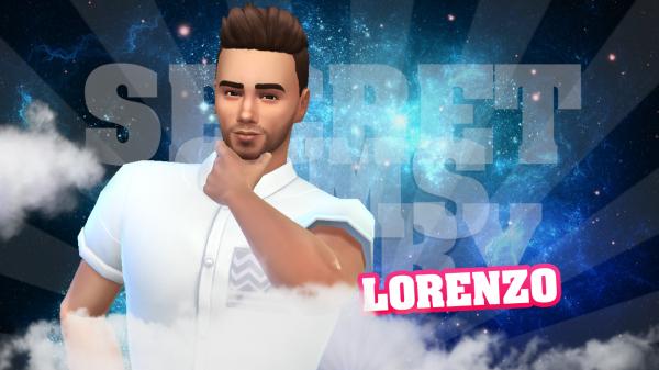 Découvrez Lorenzo, un grand joueur de cette Saison 3 !