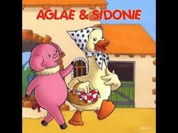 AGLAE & SIDONIE