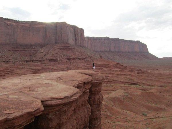 Monument Valley, Arizona, USA, été 2010