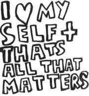 I'm Happy ..Because I'm Proud Of Myself...You Should be it Too !