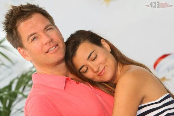 Cote de Pablo et Micheal Weatherly ♥