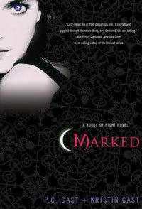 Marked - P.C. Cast et Kristen Cast Tome 1, tome 2, tome 3