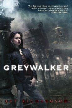 _____Greywalker, Kat Richardson___★★★★★