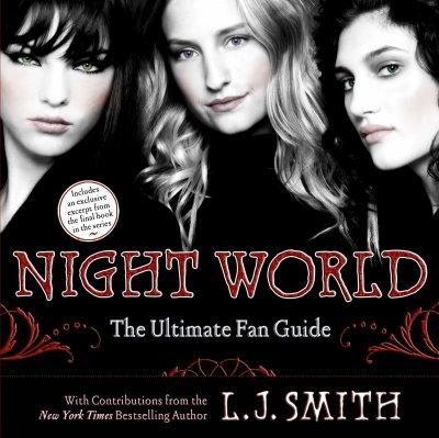 Night World, the ultimate fan guide - Annette Pollert & L.J. Smith