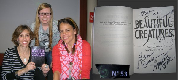 Kami Garcia et Margaret Stohl 08/05/2010