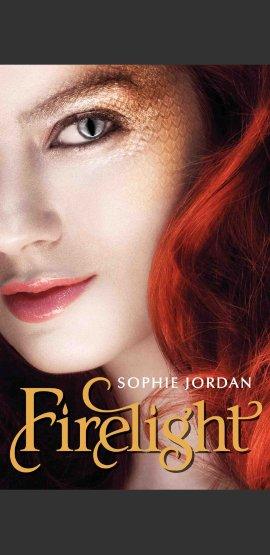 Firelight, Sophie Jordan ___★★★★★