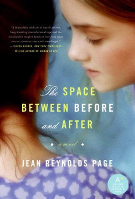 The Space Between Before and After, Jean Reynolds Page
