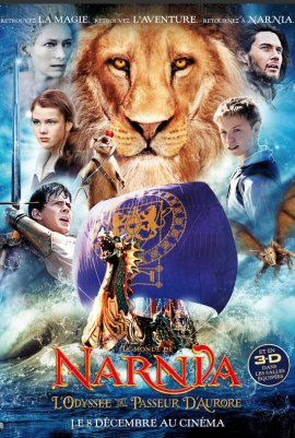 Narnia épisode 3 : L'Odyssée du Passeur d'Aurore