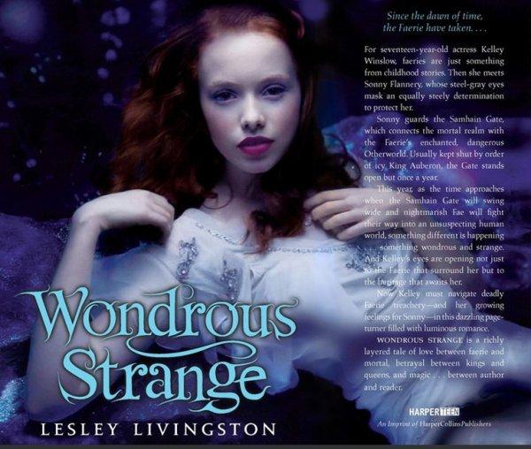 Wondrous Strange, Lesley Livingston ___★★★★★