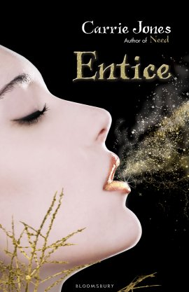 Envoûtement tome 3 : Entice (Emprise) de Carrie Jones ___★★★★★