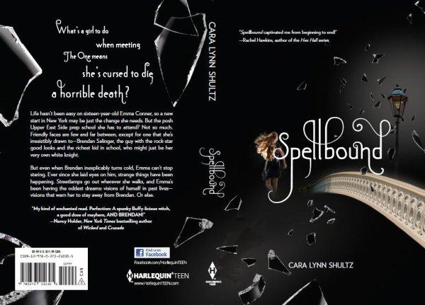 ♥ __Spellbound, tome 1 de Cara Lynn Shultz __★★★★★
