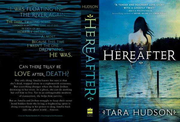 ♥ __Hereafter, tome 1 (Au-delà) de Tara Hudson __★★★★★