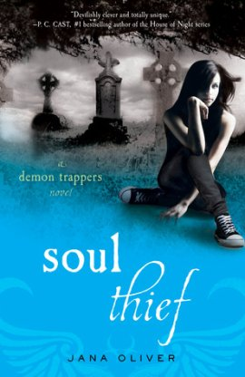 The Demon Trappers 2 : Forbidden / Soul Thief de Jana Oliver __★★★★★