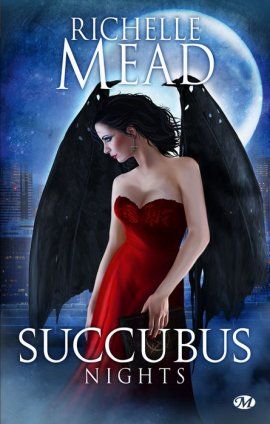 Georgina Kincaid 2 ; Succubus on Top / Succubus Nights de Richelle Mead __★★★★★
