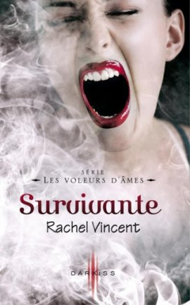 Soul Screamers 5 : If I Die de Rachel Vincent Voleurs d'âmes, tome 5 : Survivante, __★★★★★