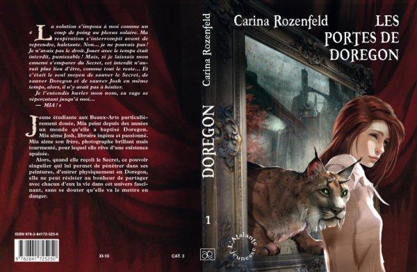 Les Portes de Doregon de Carina Rozenfeld __★★★★★