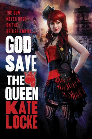 Cover Love : God Save the Queen de Kate Locke