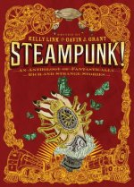 Steampunk Corner : Recueils YA de steampunk : Corsets and Clockwork et Steampunk!